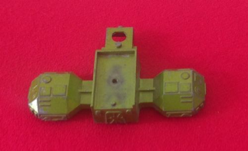 Dinky Toys 359 - Original - Space 1999 Eagle Transporter Green rear upper section